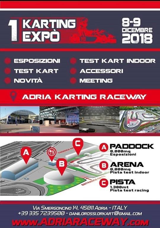 EXPO' ADRIA FIERA DEL KART